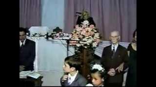 Denise Cerqueira- Nosso Amor- Casamento da prima em 1999