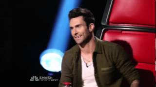 Dez Duron's Blind Audition: