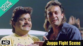 Jaggu Fight Scene - Gumrah - Sanjay Dutt