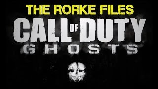 CoD Ghosts Rorke Audio Files Playback | Includes 3 Hidden Audio Files