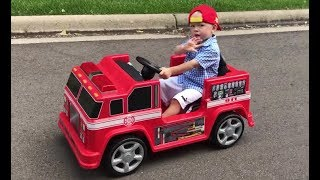 Best Learning Videos for Kids Toys Cars - Street Vehicles Teaches Toddlers Numbers & Colors