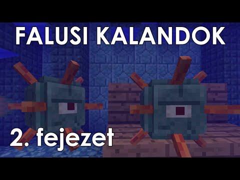 Minecraft Falusi kalandok 2. fejezet
