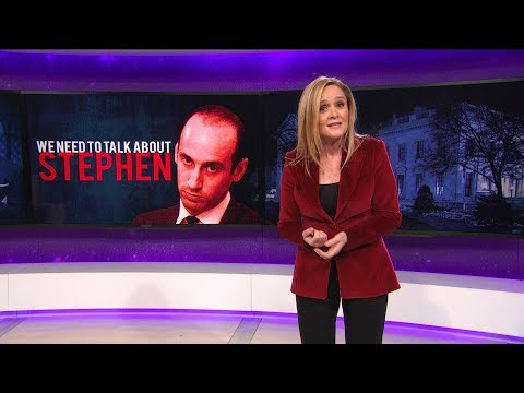 We Need to Talk About Stephen Miller January 24 2018 Act 1 Full Frontal on TBS