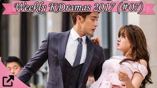 Top 10 Weekly Korean Dramas 2017 (#07) DramaFever
