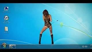 MELENA TARA Desktop iShows | CUTIE * JOIN MY NBA PLAYOFFS PARTY By  bit.ly/party-with-melena-tara