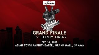 Finale in Qatar - The Voice of Nepal