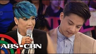 Why is Daniel upset with Vice Ganda?