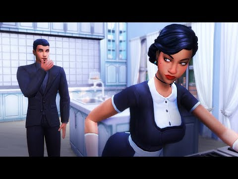 SIMS 4 STORY | AFFAIR WITH THE MAID