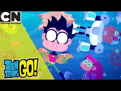 Teen Titans Go! | Five Whole Days | Cartoon Network