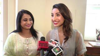 Actress Patralekha At Chef Shazia Khans Book Launch