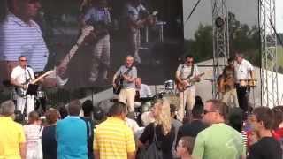 DIPLOMATIC IMMUNITY ROCK IN Nestville Park 29.06.14