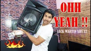 ITNA BADA SPEAKER ??? | Jack Martin XBS 12 Trolley Speaker