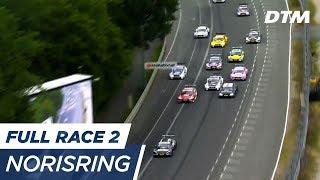 DTM Norisring 2017 - Rennen 2 (Multicam) - RE-LIVE (Deutsch)