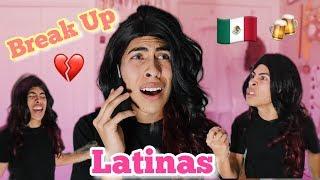 Latinas Going Through a Break Up | Louie's Life