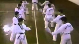 Korean Taekwondo promotion video