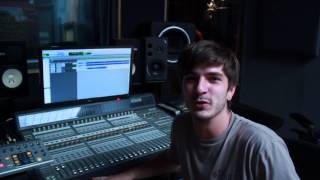 How To Record A Rap Vocal With Fat Tony