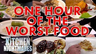 ONE HOUR Of Gordon Ramsay Hating On Food