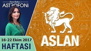 Aslan Burcu Haftalık Astroloji Burç Yorumu 16-22 Ekim 2017