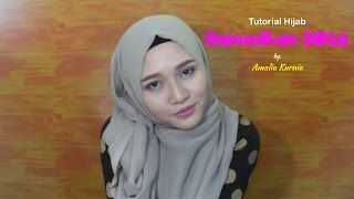 how to use shawl for ramadhan 2016