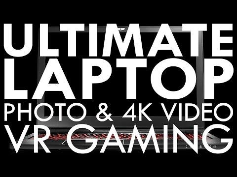 Photo Editing/4K Video/VR Gaming LAPTOP: Origin EON17-X 10 Series Pro (GTX 1080!) Review