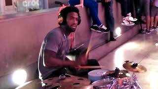 Coldplay   When I ruled the world Drum Solo 1 (recorded by fan)