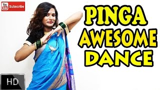 Pinga Song Bajirao Mastani Awesome Dance Video