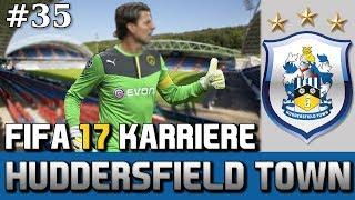 WIR KAUFEN EINE LEGENDE!! - FIFA 17 KARRIERE (HUDDERSFIELD TOWN #35)