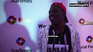 MKALI WENU Kuhusu Kufanya Kazi Na EBITOKE / Adai Kuwa Na Demu Mzungu / Tuzo ya Youtube