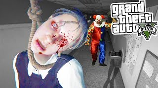 GTA 5 At 3:00 AM The Scary Clown House! DO NOT GO IN 😱 (GTA 5)