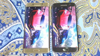Samsung Galaxy S7 Edge Vs Samsung Galaxy S6 Edge Plus Opening Apps Speed Comparison (4K)