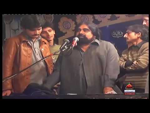 Zakir syed Zargam shah  25 Dec 2016 Karbla Gamy Shah Lahore