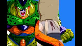 Cell absorbs Tsunade