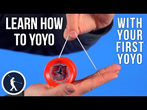 How to Yoyo with your First Yoyo