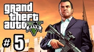 Grand Theft Auto 5 Gameplay Walkthrough Part 5 - Father and Son