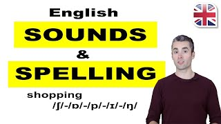 English Sounds and Spelling - Pronunciation Lesson