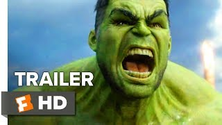 Thor: Ragnarok International Trailer #3 (2017) | Movieclips Trailers