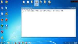"how to - Converter video on - Ultra MPEG-4 Converter full HD""""Rat"""