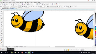 CorelDraw X7 Tutorials for Beginners - Trace objects