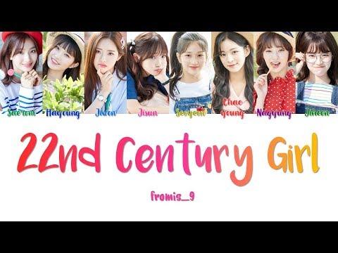 Xxx Mp4 CORRECT Fromis 9 프로미스나인 22Century Girl 22세기 소녀 Lyrics ColorCoded ENG HAN ROM 3gp Sex