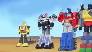 TRANSformers [Flashgitz] Doblaje Español