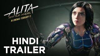 Alita: Battle Angel   Hindi Trailer   February 8   Fox Star India