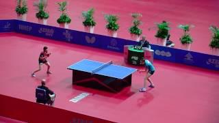 Polcanova Sofia vs Hashimoto Honoka 3