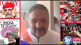 Modi BJP Part 3  Avi Dandiya Showing Indian Media And BJP Real Face