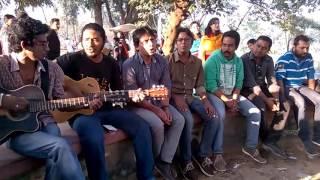 Noya Bari Loya re Baida - নয়া বাড়ি লইয়া রে বাইদা Gaan-Adda