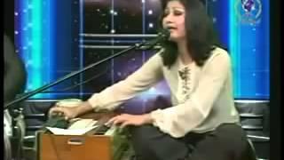 بانو فرشته سما، آهنگ هندی!