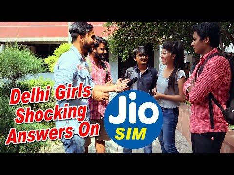 Delhi Girls Shocking Answer On