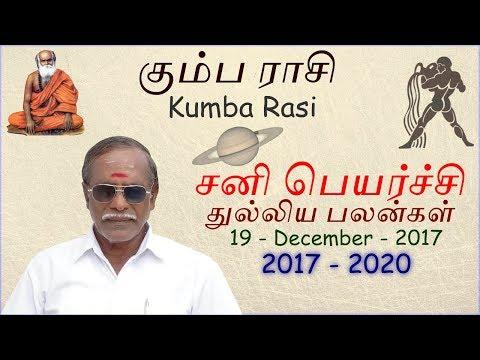 Xxx Mp4 Kumba Rasi Sani Peyarchi Palangal 2017 2020 By Sri Pamban Astrology 3gp Sex
