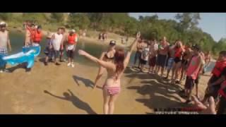 America River - Mud Wrestling 2 (Hot)