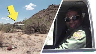 We Were Warned This Abandoned Border Compound Was Creepy...