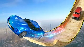 Impossible Car Stunts Game   Android GamePlay FHD - Free Games Download - Car Games Download